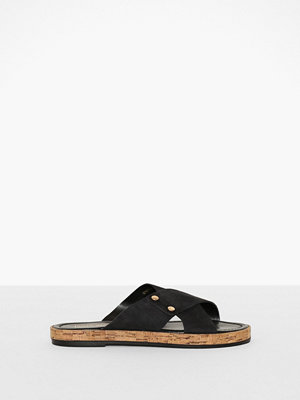 River Island Suede Cross Strap