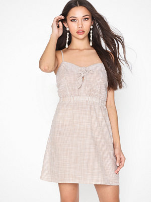NLY Trend Strappy Stripe Dress