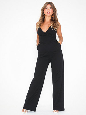 NLY Trend Strappy Tie Back Jumpsuit