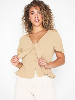 Vila Virasha S/S Cropped Top