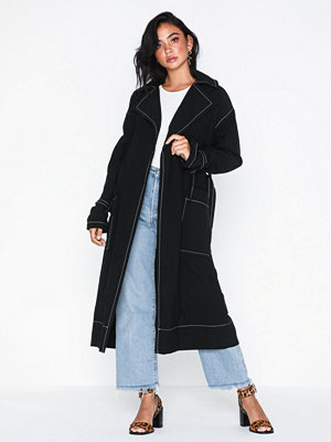 Topshop Belted Duster Jacket