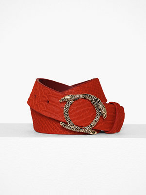 Topshop Slither Snake Logo Belt
