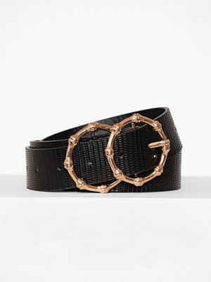 River Island Bamboo Double Ring Jeans Belt