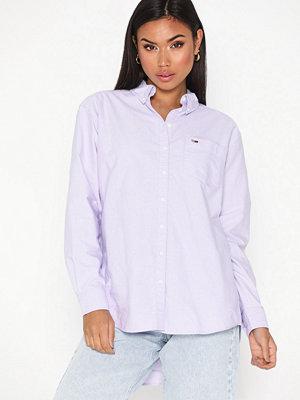 Skjortor - Tommy Jeans Tjw Tommy Classics Shirt