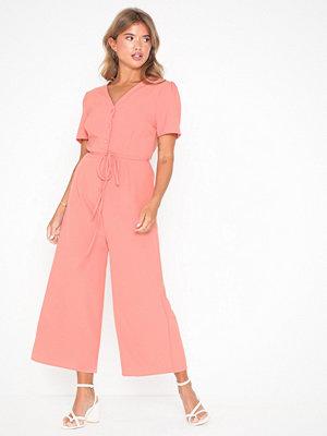 Glamorous Short Sleeve Jumpsuit