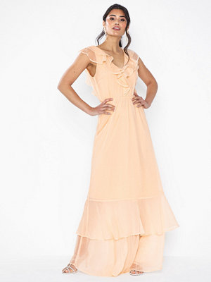 NLY Eve Sheer Frill Gown