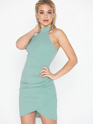 Ax Paris Tight Turtle Neck Dress