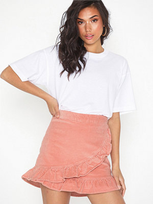 Noisy May Nmsultana Corduroy Wrap Skirt X
