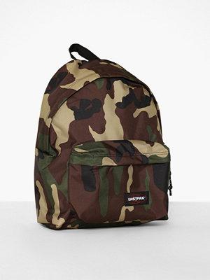 Eastpak mönstrad ryggsäck Padded Pak'R Camo