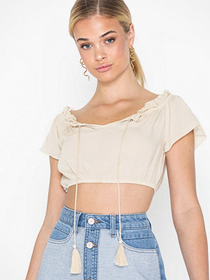 Missguided Gypsy Crop Top