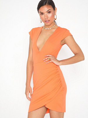 Ivyrevel V Neck Wrap Dress