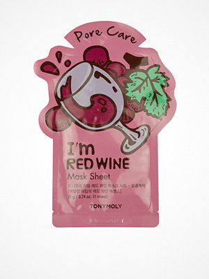 Ansikte - TONYMOLY Tonymoly I Am Red Wine Mask Sheet