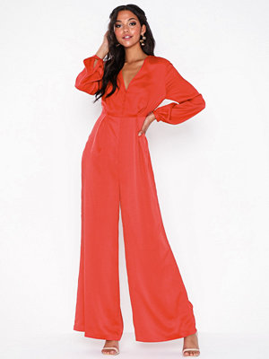 Jumpsuits & playsuits - True Decadence Wide Leg Jumpsuit