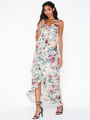 Little Mistress Maxi Chiffon Dress