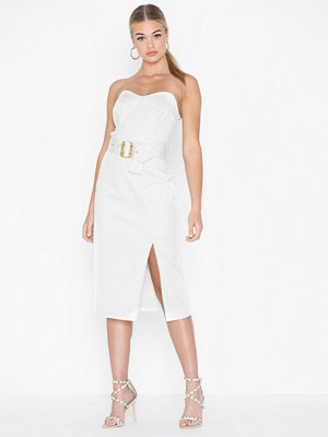 River Island Bamboo Buckle Bodycon Dress