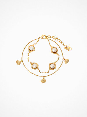 Lily and Rose armband Bonnie pearl bracelet