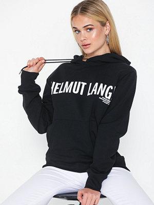 Helmut Lang exclamation hoodie.1