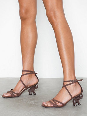 NLY Shoes Elegance Safari Heel