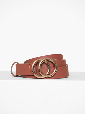 Pieces Pckarren Jeans Belt D2D Red