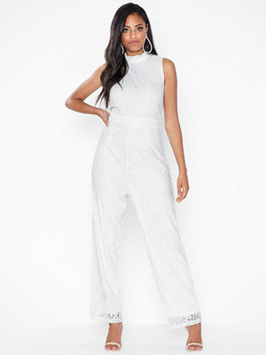 Object Collectors Item Objtaylor S/L Lace Jumpsuit a F