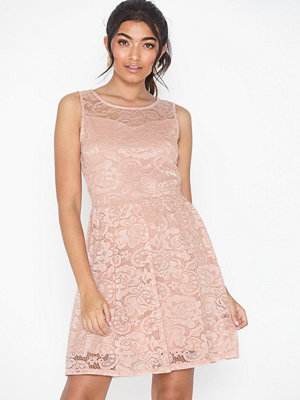 Only Onldicte Lace S/L Dress Jrs Noos