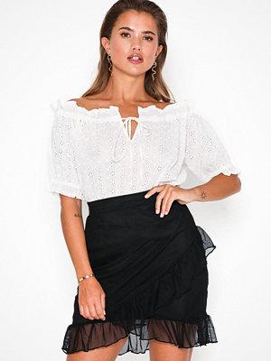 Kjolar - NLY Trend Frill Mesh Skirt