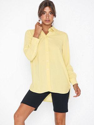 Filippa K Long Crepe Shirt