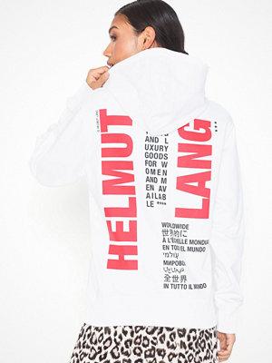 Helmut Lang worldwide hoodie.wo1