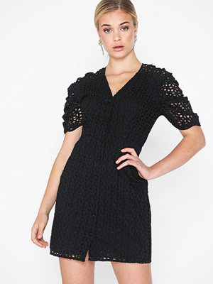 Topshop Broderie Mini Dress