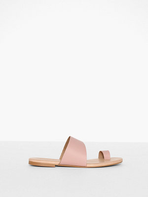 Sandaler & sandaletter - Bianco BIACAI Leather Toe Sandal