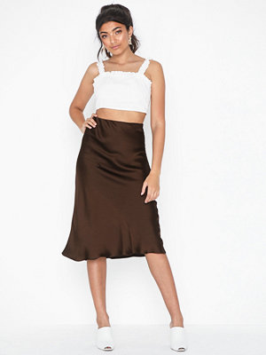 River Island Bias Cut Skirt