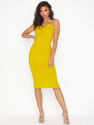 Glamorous Strap Tight Midi Dress
