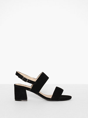 Pumps & klackskor - Bianco BIACARITA Suede/Leather Sandal