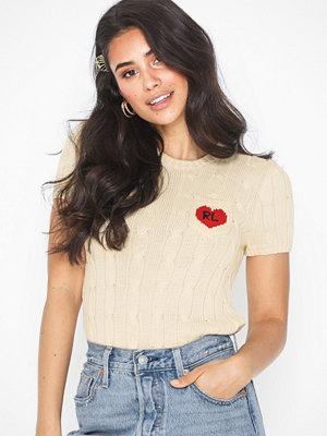 Tröjor - Polo Ralph Lauren Hrt Pkt Tee-Short Sleeve-Sweater