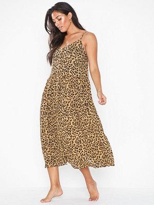 Vero Moda Vmlea S/L Midi Dress