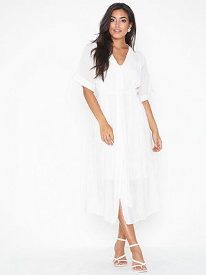 Y.a.s Yasmika Ss Midi Shirt Dress