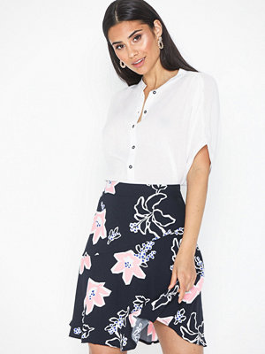 Selected Femme Slfrinna Mw Aop Short Skirt B