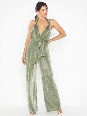 Jumpsuits & playsuits - U Collection Knot Jumpsuit