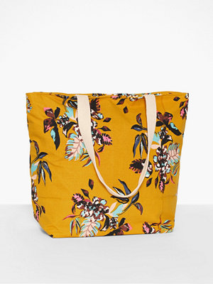 Only Onlelia Canvas Shopper Bag