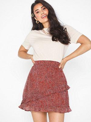 Vero Moda Vmrosalie Frill Chiffon Skirt Exp