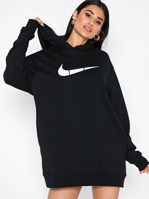 Street & luvtröjor - Nike W Nsw Swsh Hoodie Os Ft