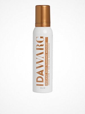 Solning - Ida Warg Instant Self-Tanning Mousse Medium Dark