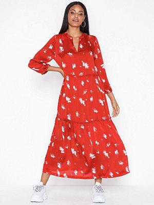 Only Onlgiza L/S Maxi Dress Wvn