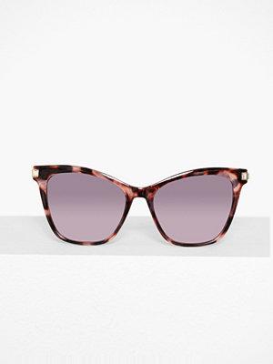 River Island Milky Tort Cateye Sunglasses