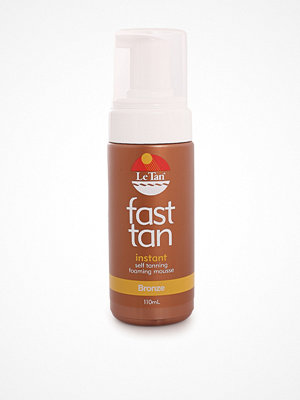 Solning - Le Tan Fast Tan Foaming Mousse 110 ml Bronze