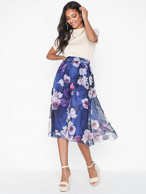 Y.a.s Yaspallida Skirt - Da Mörk Blå
