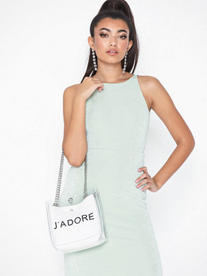 Crossbody Jadore Clear Chain