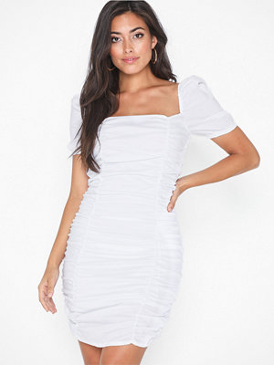 Glamorous Milkmaid Dress