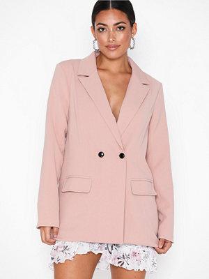 Missguided Tailored Longline Blazer