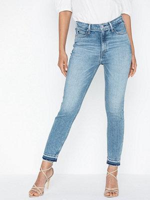 Calvin Klein Jeans High Rise Skinny Crop